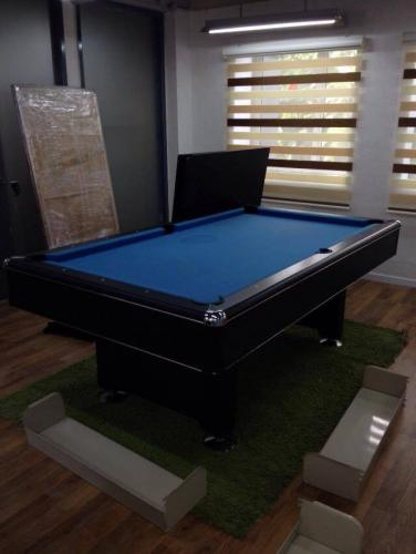 Denny Sim - relocation of pool table